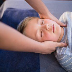 Le massage bien-être pour enfants (30 min)